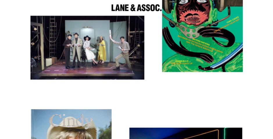 Lane & Associates Web Design