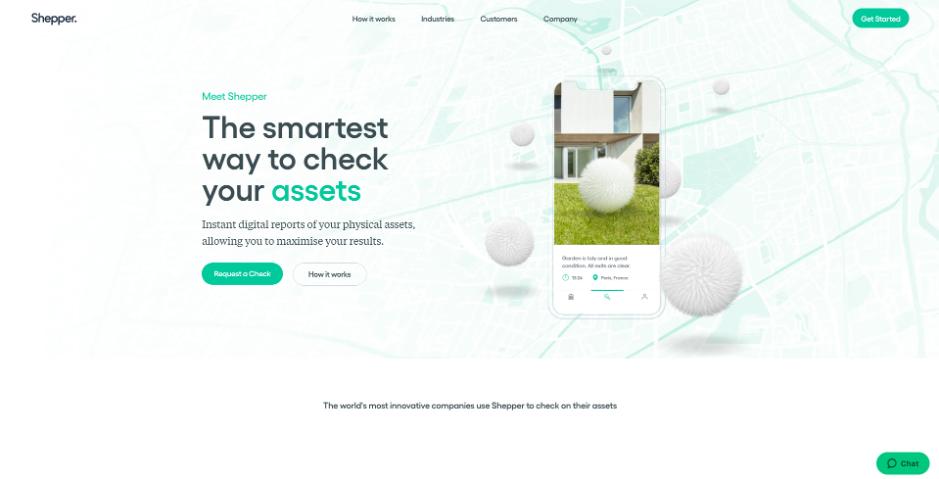 Shepper Web Design