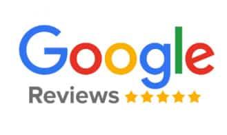 Google Reviews - 5 Stars